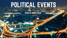 Political Events in Review